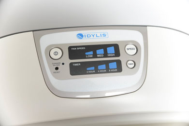 idylis air purifier